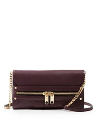 Milly Riley Convertible Crossbody Bloomingdale's Exclusive Bordeaux