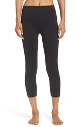 Climawear Set The Pace High Waist Capri Leggings Black