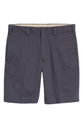 Bills Khakis Big And Tall M2 Classic Fit Vintage Twill Flat Front Shorts Navy