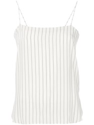 Vince Loose Fit Top White