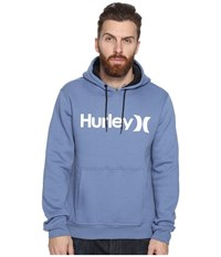 Hurley Surf Club One Only Pullover Ocean Fog Men's Clothing Gray