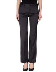 Hanita Casual Pants Dark Purple