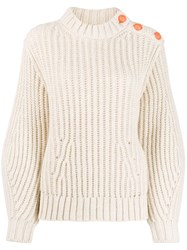 Zadig And Voltaire Marlon Jumper Neutrals