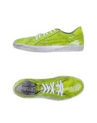 Primabase Low Tops And Trainers Acid Green
