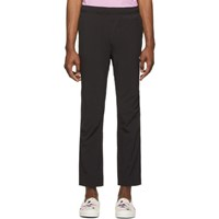 The North Face Black Tech Woven Lounge Pants