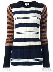 Opening Ceremony Striped Tank Top