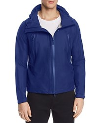 Descente Schematech Active Hooded Jacket Geneva Blue
