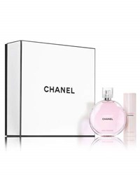 Chanel Limited Edition Chance Eau Tendre Travel Spray Set