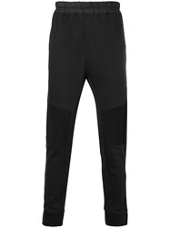 Les Benjamins Timuch Sweatpants Cotton S Black