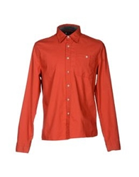 Andy Warhol By Pepe Jeans Shirts Red