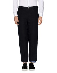 Aganovich Casual Pants Black