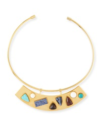 Bahia Palace Collar Necklace Lizzie Fortunato