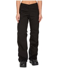 686 Glacier Geode Thermagraph Pants Black Twill Women's Casual Pants