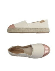 Mint And Rose Footwear Espadrilles Women Ivory
