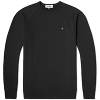 Ymc Raglan Crew Sweat Black