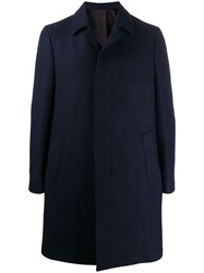Dell'oglio Single Breasted Midi Coat 60