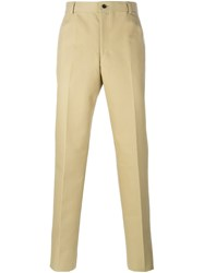 Thom Browne Tailored Trousers Nude And Neutrals