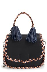 Rebecca Minkoff Chase Leather Saddle Bag