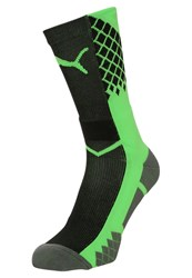 Puma Sports Socks Green Gecko Black