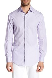 Giorgio Armani Subtle Stripe Button Shirt Multi