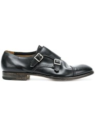 Premiata Monella Monk Shoes Black