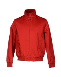 Merc Jackets Red