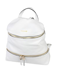 Innue' Backpacks And Fanny Packs White