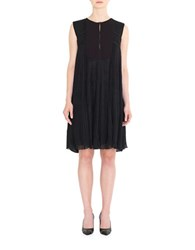 Day Birger Et Mikkelsen Pintuck Pleated Dress Black
