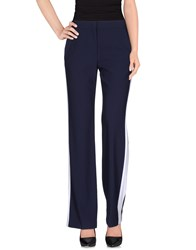 Ndegree 21 Casual Pants Dark Blue