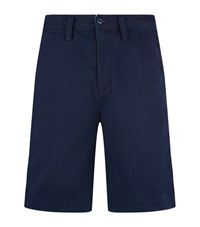 Polo Ralph Lauren Rugged Chino Shorts Male Navy