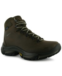 Karrimor Cheviot Waterproof Mid Hiking Boots From Eastern Mountain Sports Brown