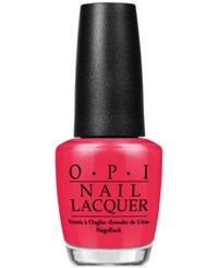 Opi Nail Lacquer She's A Bad Muffuletta