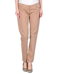 Betty Blue Casual Pants Camel