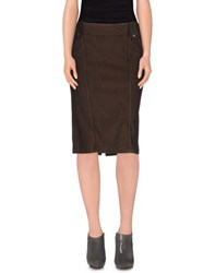Trussardi Jeans Skirts Knee Length Skirts Women