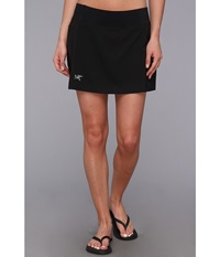 Arc'teryx Solita Skort Black Women's Skort