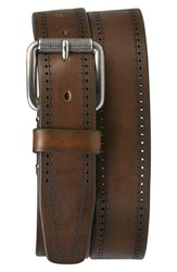 Men's Trask 'Vaughn' Leather Belt