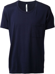 Attachment Round Neck T Shirt