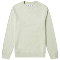 Barbour Tobin Crew Sweat Japan Collection Green