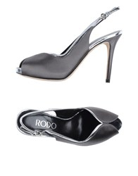 Rodo Footwear Sandals Women Lead