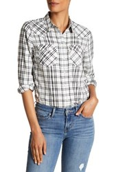 Levi's Plaid Long Sleeve Tailored Fit Shirt Multi