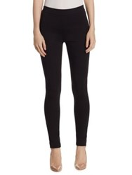 Saks Fifth Avenue Collection Pull On Ponte Legging Black