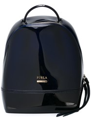 Furla Mini Backpack Blue