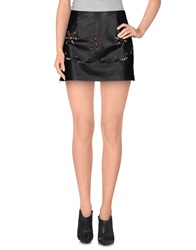 Kristina Ti Mini Skirts Black