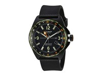 Filson Journeyman Gmt Watch 44 Mm Black Watches