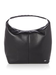 Hugo Boss Emma Large Hobo Bag Black