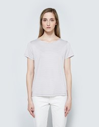 A.P.C. Rei T Shirt Light Grey