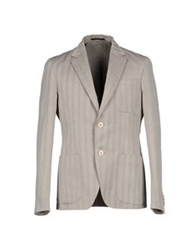 Mario Matteo Mm By Mariomatteo Blazers Light Grey