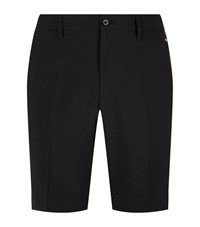 J. Lindeberg J Eloy Micro Stretch Shorts Male Black