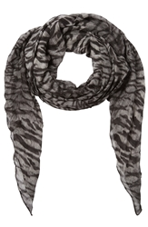 The Kooples Printed Scarf