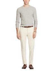 Polo Ralph Lauren Stretch Slim Fit Twill Chinos Frontier Cream